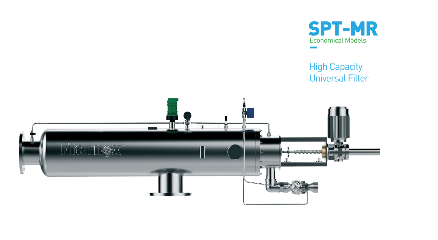 SPT-MR, High Capacity Universal Filter