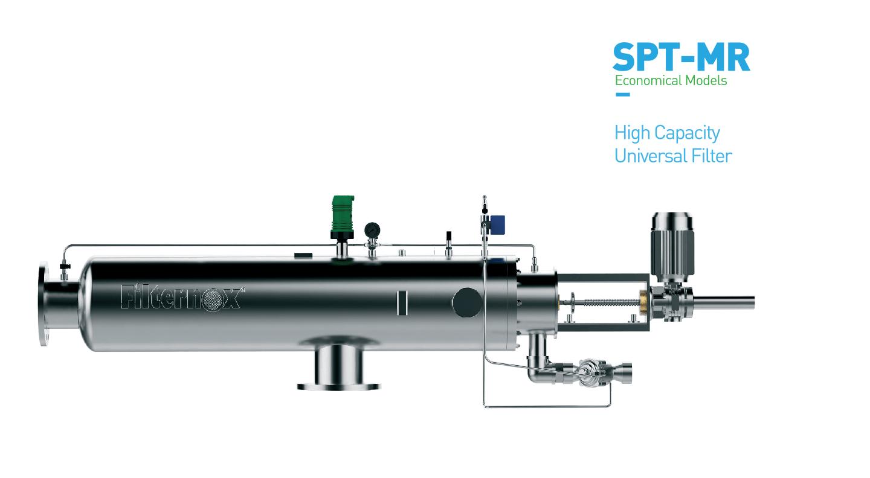 SPT-MR, High Capacity Universal Filter
